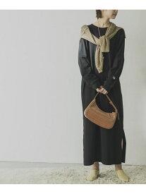 【SALE/20%OFF】URBAN RESEARCH 【別注】Champion*URBAN RESEARCH Onepiece Dress アーバンリサーチ ワンピース ワンピースその他 ブラック ベージュ【送料無料】