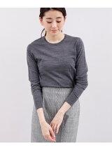 【秋の新作】ベーシックボートネックセーター