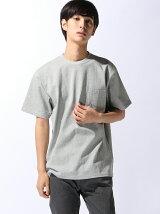 BEAMS / ハイゲージ ポケット Tシャツ