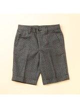 セットアップ六分丈パンツ(110〜130cm)