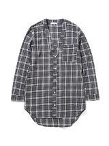 メンズチェックシャツ
