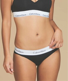 Calvin Klein Underwear CALVIN KLEIN 【カルバン クライン アンダーウェア】 レディース ロゴ ブラトップ ブラ ブラジャー ブラレット ランジェリー モダンコットン ビキニショーツ F3787AD カルバン・クライン インナー/ナイトウェア ショー
