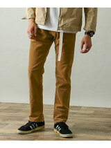 CORDUROY SLIM TAPERED