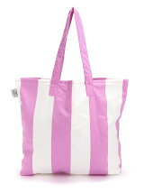 COLOR STRIPE TOTE