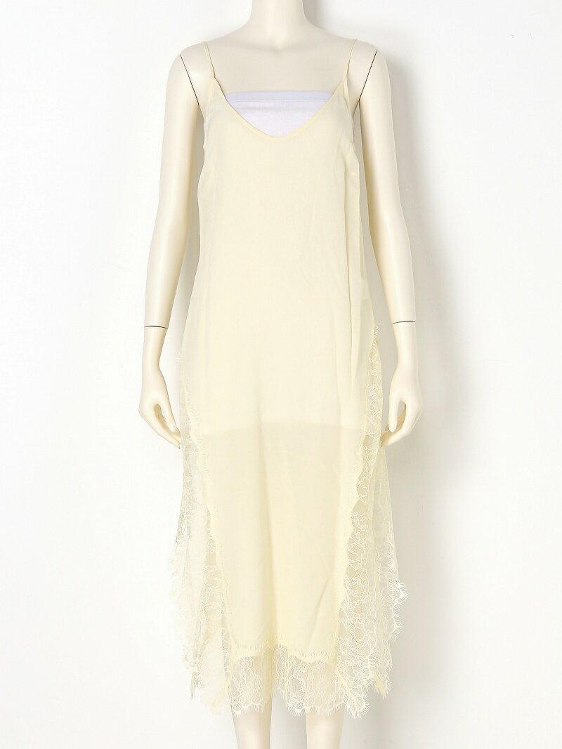 【SALE/45%OFF】TODAYFUL Lace Slit Dress トゥデイフル ワンピース【RBA_S】【RBA_E】【送料無料】