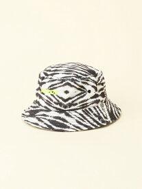 【SALE/74%OFF】WEGO 0/(M)タイダイロゴバケット ウィゴー 帽子/ヘア小物 ハット ブラック ブルー レッド