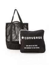 (L)CV MESH STAR PRINT 2WAY BAG