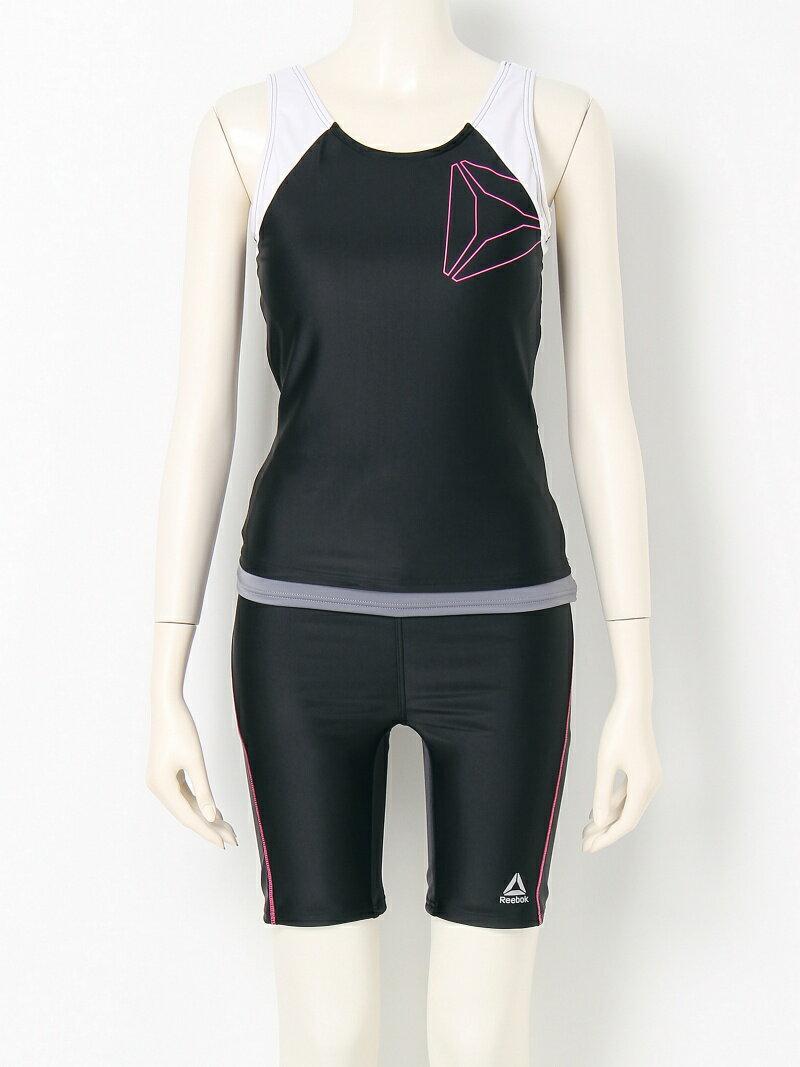 【SALE/30%OFF】Reebok Fitness RB タンキニ水着 リーボック フィットネス スポーツ/水着【RBA_S】【RBA_E】【送料無料】