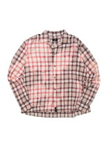 J.S.B./(M)ReMake Open collared Shirt
