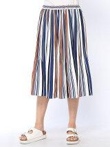 揺れ揺れプリーツスカート