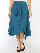 イレヘム巻き風スカート