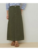 【BIGJOHN】別注HIGH-SLIT MAXI SKIRT