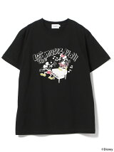 Yusuke Hanai / Let The Music Play T-shirt ビームス