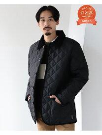BEAMS MEN Traditional Weatherwear × BEAMS / 別注 WAVERLY ビームス メン コート/ジャケット ブルゾン【送料無料】