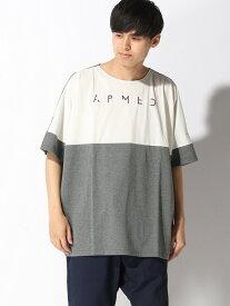 【SALE/36%OFF】CORISCO CORISCO/(M)カノコロゴシシュウBIGTEE サンコーバザール カットソー Tシャツ グレー ブラック ホワイト レッド