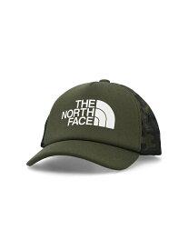 THE NORTH FACE THE NORTH FACE/NNJ02104 キッズ ノベルティロゴメッシュキャップ ストンプスタンプ 帽子/ヘア小物 キャップ カーキ ブラック