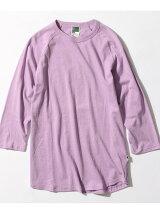 inner light raglan 3/4 t shirt