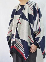rehacer:×CORNILLON Native Poncho