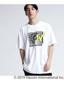 【SALE/30%OFF】MTV×tk.TAKEOKIKUCHIバンダナロゴTシャツ ティーケータケオキクチ カットソー【RBA_S】【RBA_E】