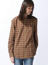 (M)オータムチェックシャツ