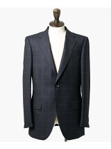 SAXONY MILLED CHジャケット