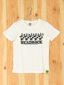 【SALE/38%OFF】HEADROCK HEADROCK/(K)半袖Tシャツ ヘッドロック カットソー【RBA_S】【RBA_E】