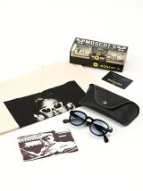 MOSCOT EX LEMTOSH MP 46 ブルーレンズ