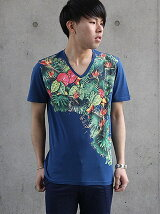 ボタニカルPt.Tシャツ