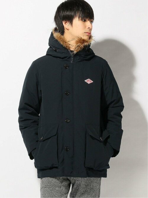 DANTON / Tussah Down Jacket
