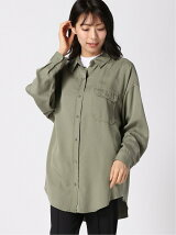 Military wash SHIRT.Re