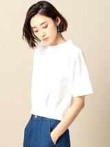 BY コットンショートTシャツ