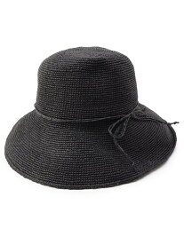 【SALE/7%OFF】リボン付きペーパーハット シューラルー 帽子/ヘア小物【RBA_S】【RBA_E】
