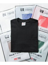 HABANOS×URBAN RESEARCH 別注PRO-TAG T-SHIRTS