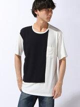 レイヤー風PK付Tシャツ