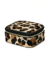 LEOPARD JEWELRY CASE