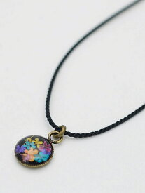 rehacer Flower Cord Necklace レアセル アクセサリー【送料無料】
