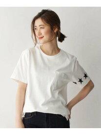 BASECONTROL 【WEB限定】スターラインTシャツ14505 ベース ステーション カットソー Tシャツ ホワイト ブラック ピンク ブルー ネイビー