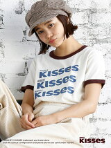 HERSHEYSリンガーTシャツ