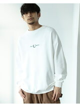 FRED PERRY*BEAMS / 別注 Graphic Sweat Shirt