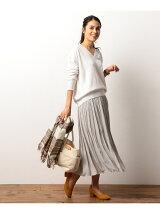 《ヤマトドレス》マイクロデシン ギャザースカート