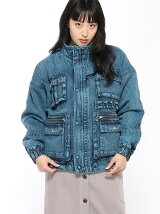 BOA DENIM JACKET