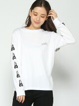 FACE L/S REGULAR TEE