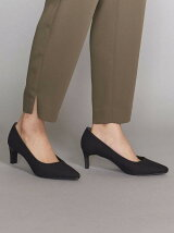 BYDRESSコンビセットバックヒールパンプス