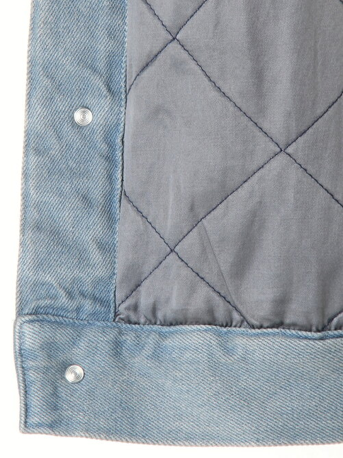 REM SLEEP PADDING DENIM JACKET