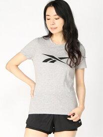 【SALE/44%OFF】Reebok ベクター グラフィック Tシャツ [Vector Graphic Tee] リーボック リーボック カットソー Tシャツ グレー ブラック