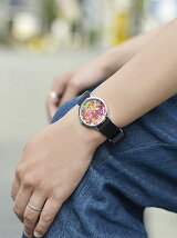Flower Cover Watch