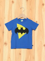 KIDS DCコミックス×BENETTONコラボプリント半袖Tシャツ