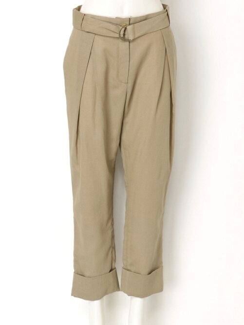 CROSS TUCK PANTS