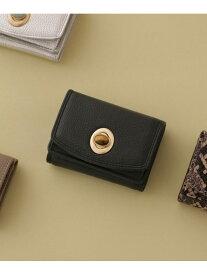Hashibami 別注天然石ミニウォレット ナノユニバース 財布/小物 財布 ブラック グレー ピンク シルバー ゴールド【送料無料】