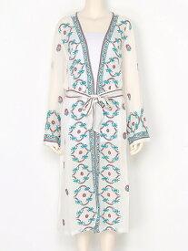 【SALE/30%OFF】TODAYFUL Embroidery Long Gown トゥデイフル コート/ジャケット【RBA_S】【RBA_E】【送料無料】